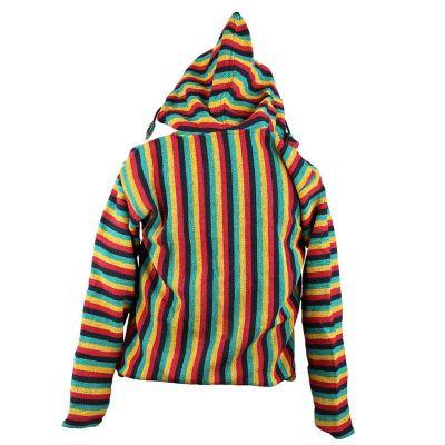 Men's Jacket Garis Rasta