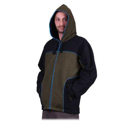 Men's ethnic jacket Tali Hutan Nepal