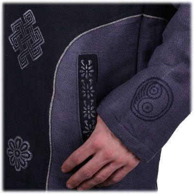 Men's ethnic jacket Tali Malam Nepal
