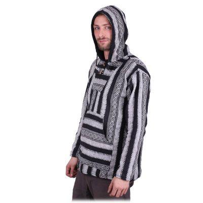 Men's Jacket Besar Berat Gray
