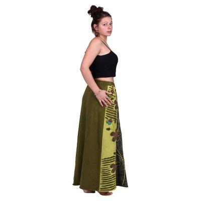 Long Skirt Surga Hijau