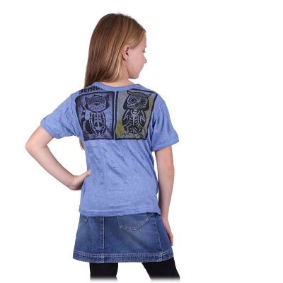 T-shirt Sure Animal X-Ray Blue