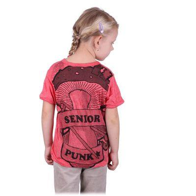 T-shirt Sure Senior Punk Pink