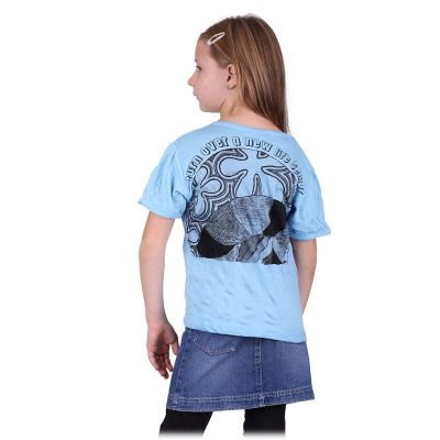 T-shirt Sure Mushroom Blue