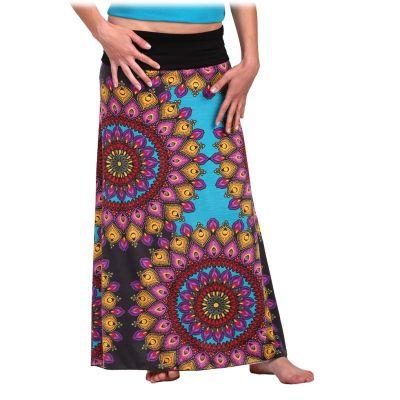 Long skirt Panjang Pilin