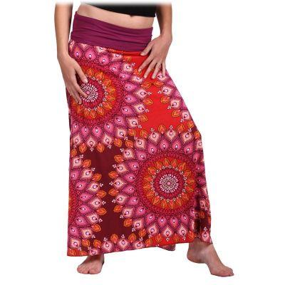 Long skirt Panjang Panas