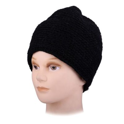 Hat Datar Black