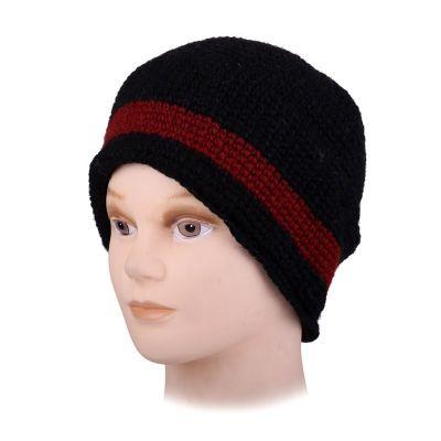 Hat Datar Red Stripe