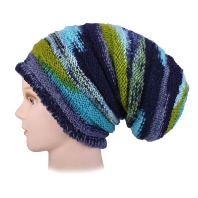 Hat Ulat Turquoise