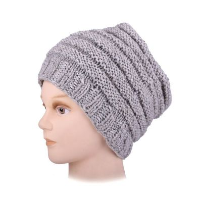 Hat Ladang Grey