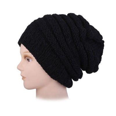 Hat Ladang Black