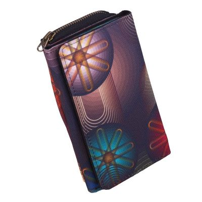 Wallet 70sUP Astral Octagons