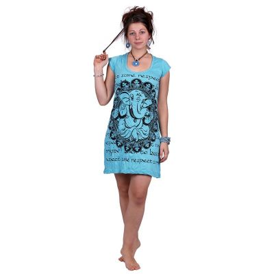 Dress Sure Ganesh Blue