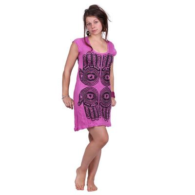 Dress Sure Hamsa Pink