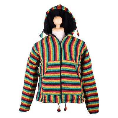 Jacket Garis Rasta