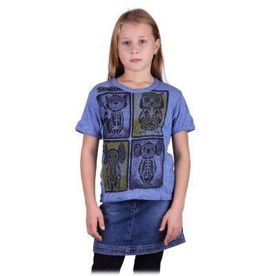T-shirt Sure Animal X-Ray Blue | M, L