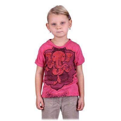 T-shirt Sure Ganesh Pink