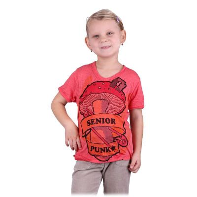 T-shirt Sure Senior Punk Pink