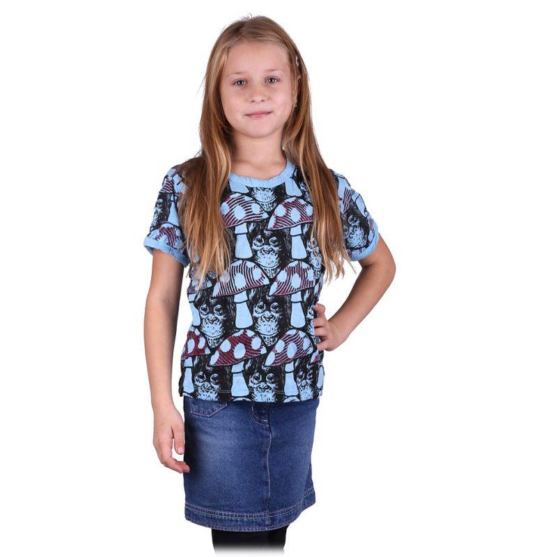 T-shirt Sure Chimpanzee Blue