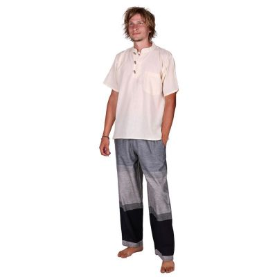 Men's trousers Tiga Kelabu