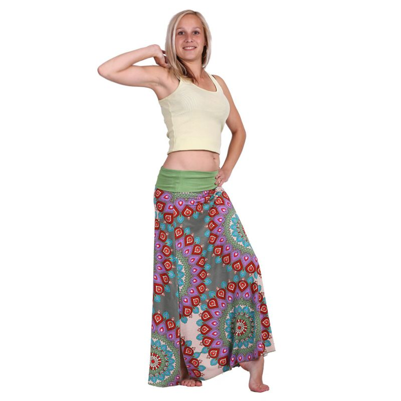 Long Skirt Panjang Lirak