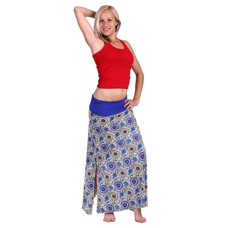 Long skirt Panjang Akar
