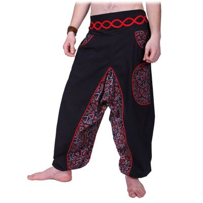 Men's trousers Makalu Merah