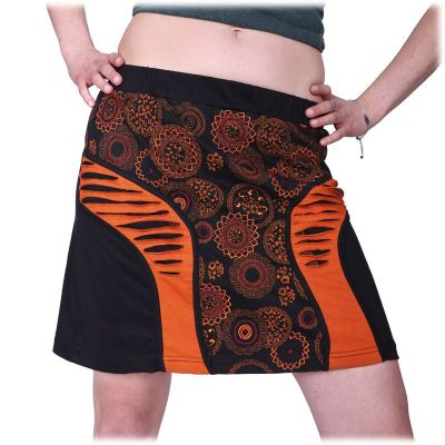 Short skirt Mandala Jeruk