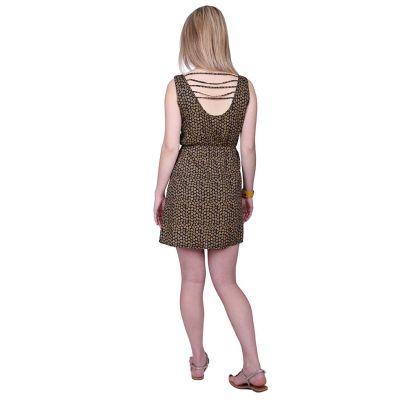 Lightweight dress Maenam Sinapis