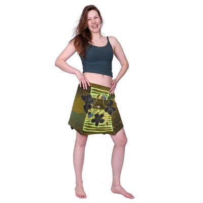 Skirt Taman Dril