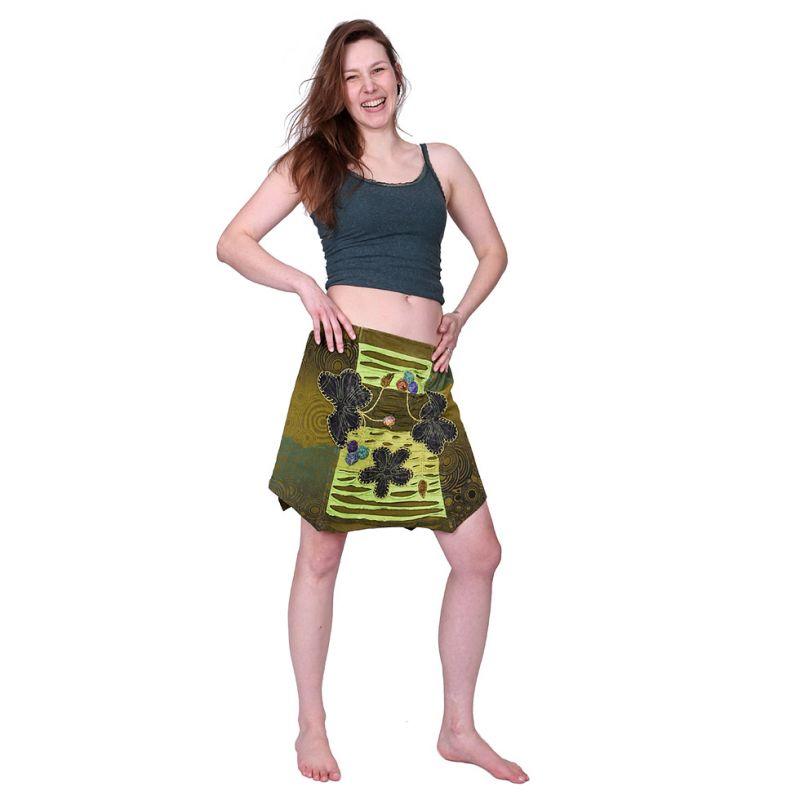 Mini skirt Taman Dril Nepal