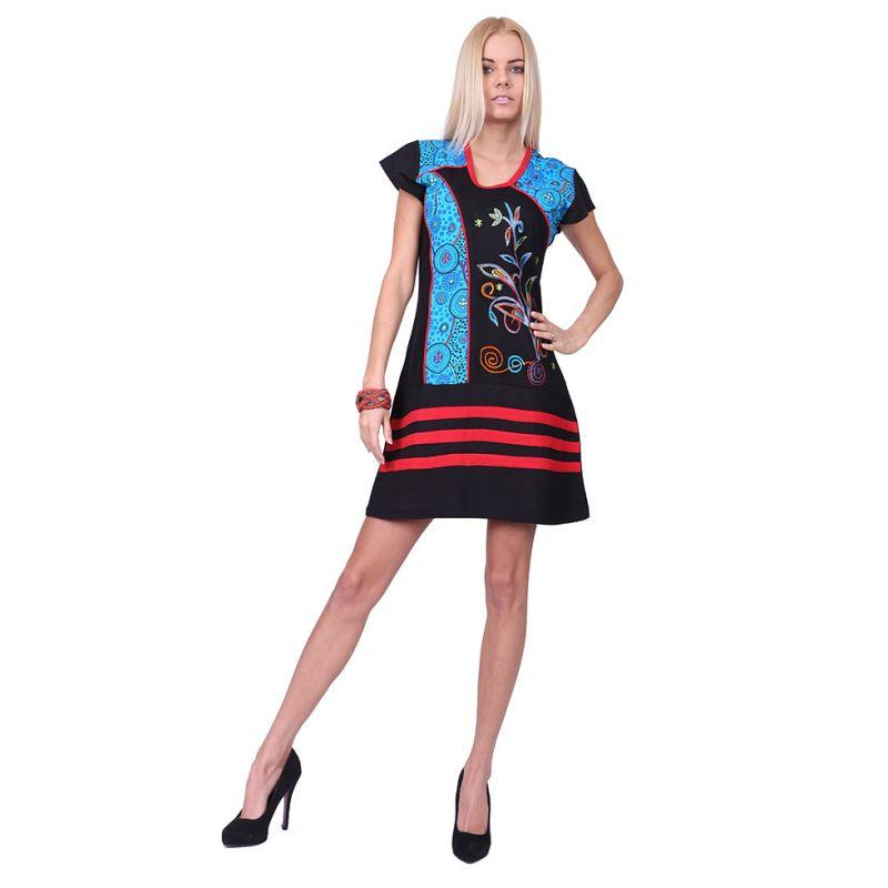 Dress Bardiya Merah