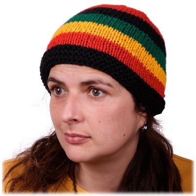 Hat Rasta Dark