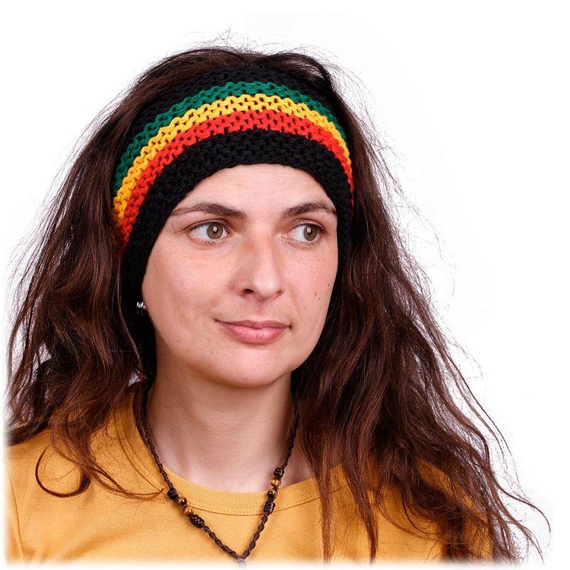 Headband Rasta Four Colours