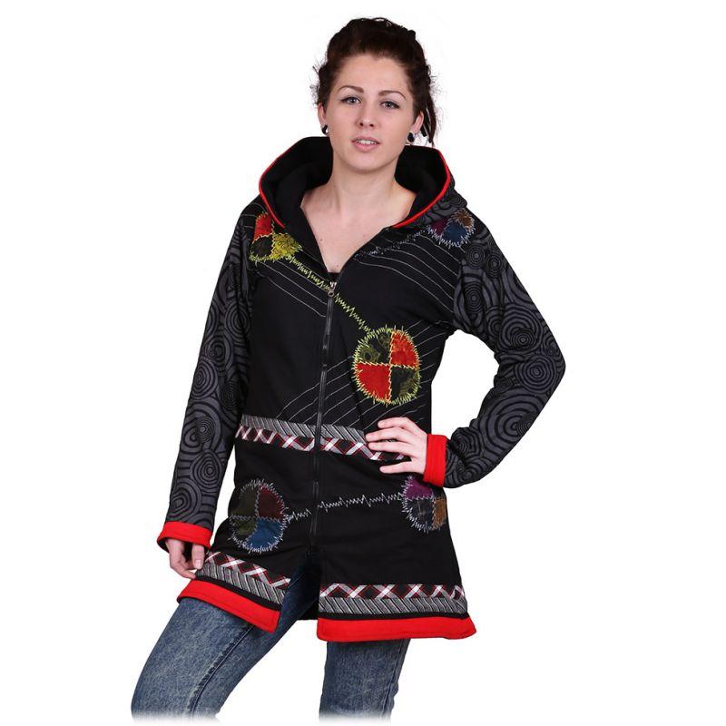 Jacket Sinar Merah