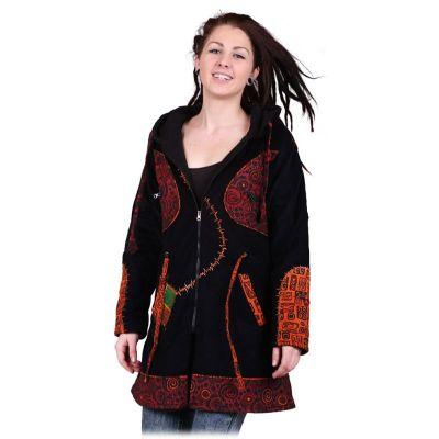 Jacket Tambalan Jeruk | XL
