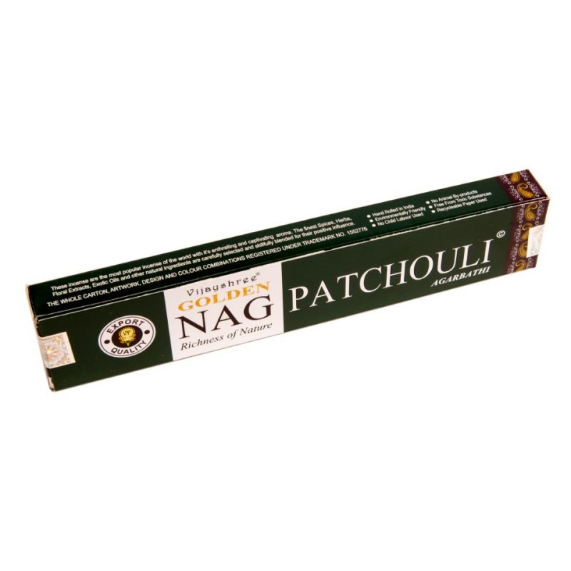 Incense Darshan Patchouli