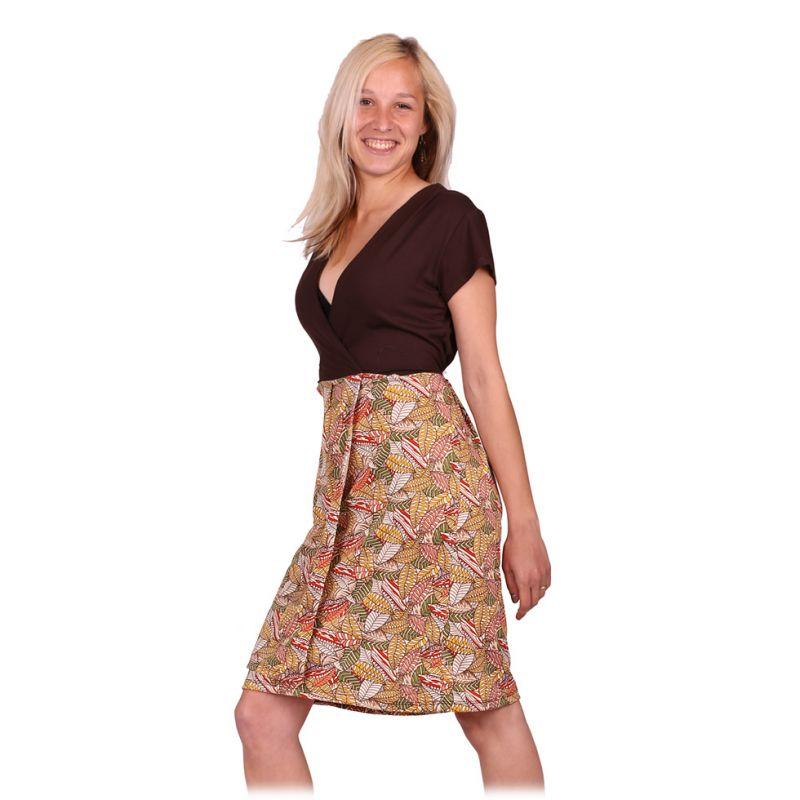 Dress Perigi Daun