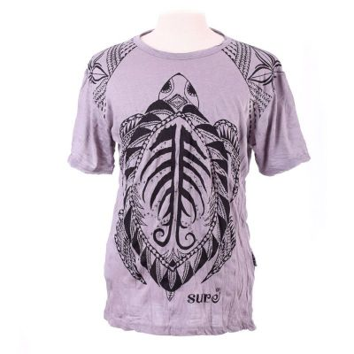 Men's t-shirt Sure Turtle Grey