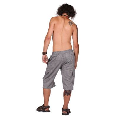 Men's shorts Lugas Kelabu