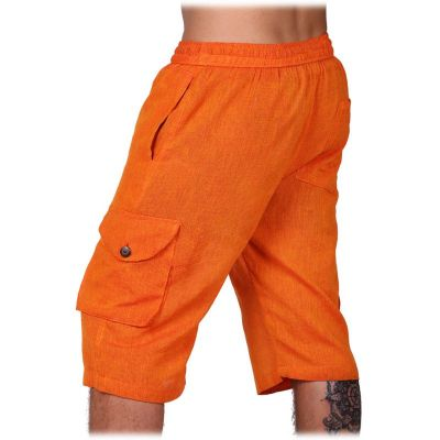 Men's cotton shorts Lugas Jeruk Nepal