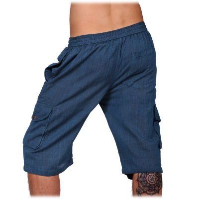 Men's shorts Lugas Biru