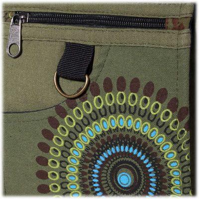 Bag Letusan Khaki