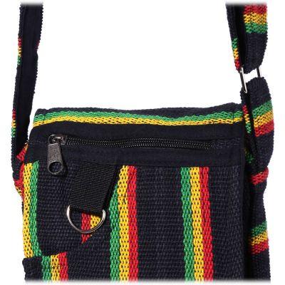 Bag Jalur Rasta Black