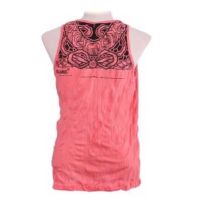 Men's tank top Sure Stained Glass Pink
