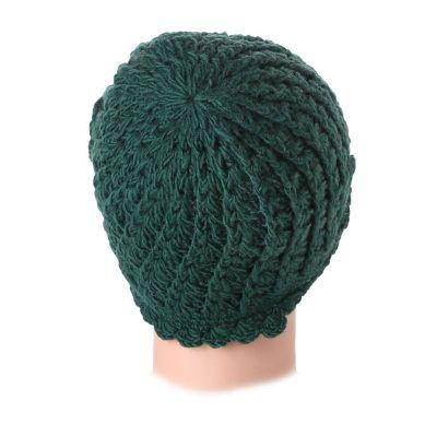 Woollen hat Murni Hijau