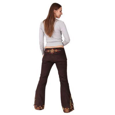 Corduroy trousers Amartya Brown