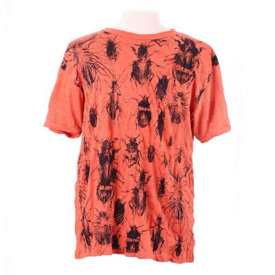 Men's t-shirt Sure Bugs Orange