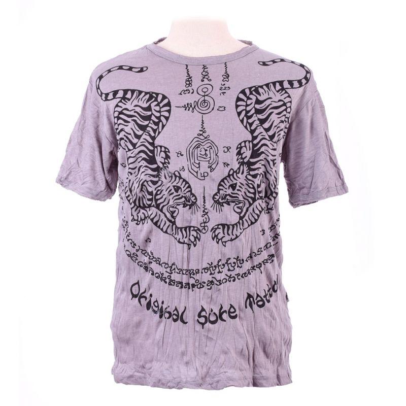 Men's t-shirt Sure Tigers Grey