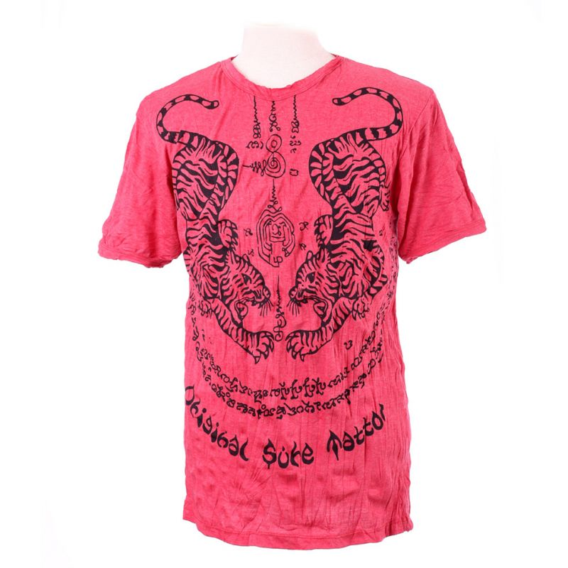 Men's t-shirt Sure Tigers Red